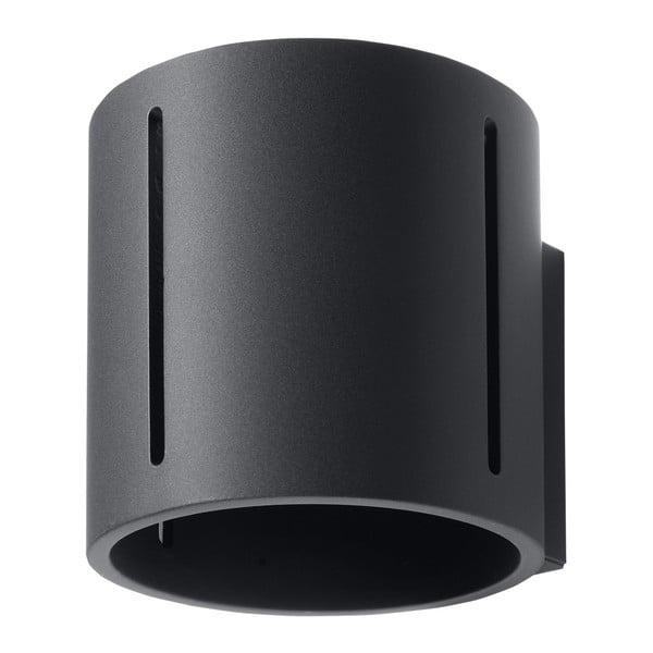 Aplică Nice Lamps Vulco, negru