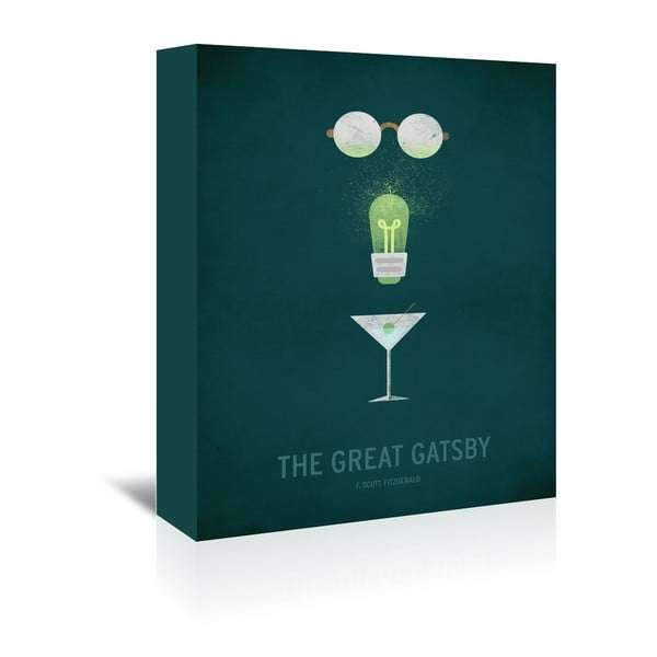 Obraz na plátně The Great Gatsby od Christiana Jacksona