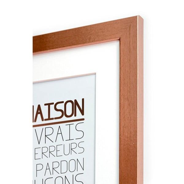 Zarámovaný plakát Really Nice Things Dans Maison, 60x40cm