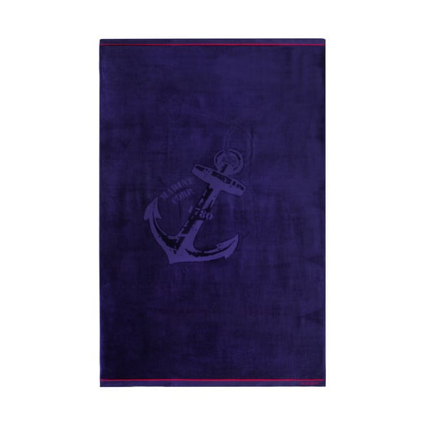Osuška Rope Dark Blue, 170x100 cm