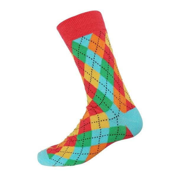 Ponožky Mix Pink, velikost 40-44