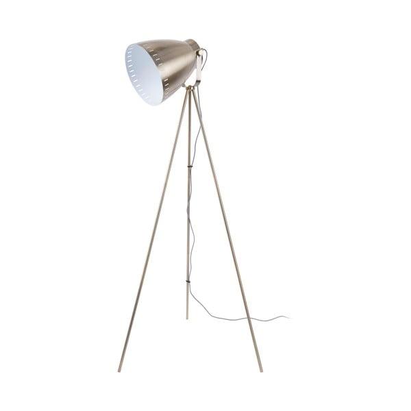Lampadar cu structură metalică Leitmotic Luxury, bronz
