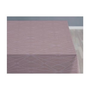 Față de masă Södahl Diamond, 140 x 220 cm, roz