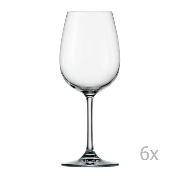 Sada 6 sklenic na víno Stölzle Lausitz Weinland Wine, 350 ml