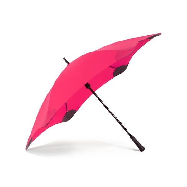 Vysoce odolný deštník Blunt Classic 120 cm, růžový