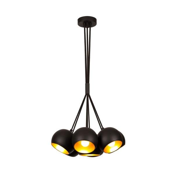 Lustră Opviq lights Sivani, negru