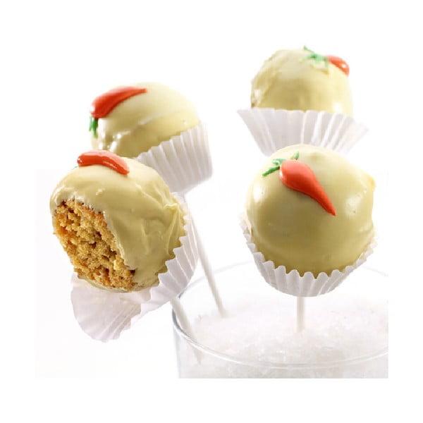 Set 50 bețe pentru cake pops Lékué Pops
