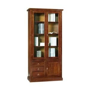 Vitrină din lemn cu sertare și ușă Castagnetti Showcase