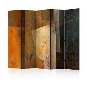 Paravan Artgeist Golden Texture, 225 x 172 cm