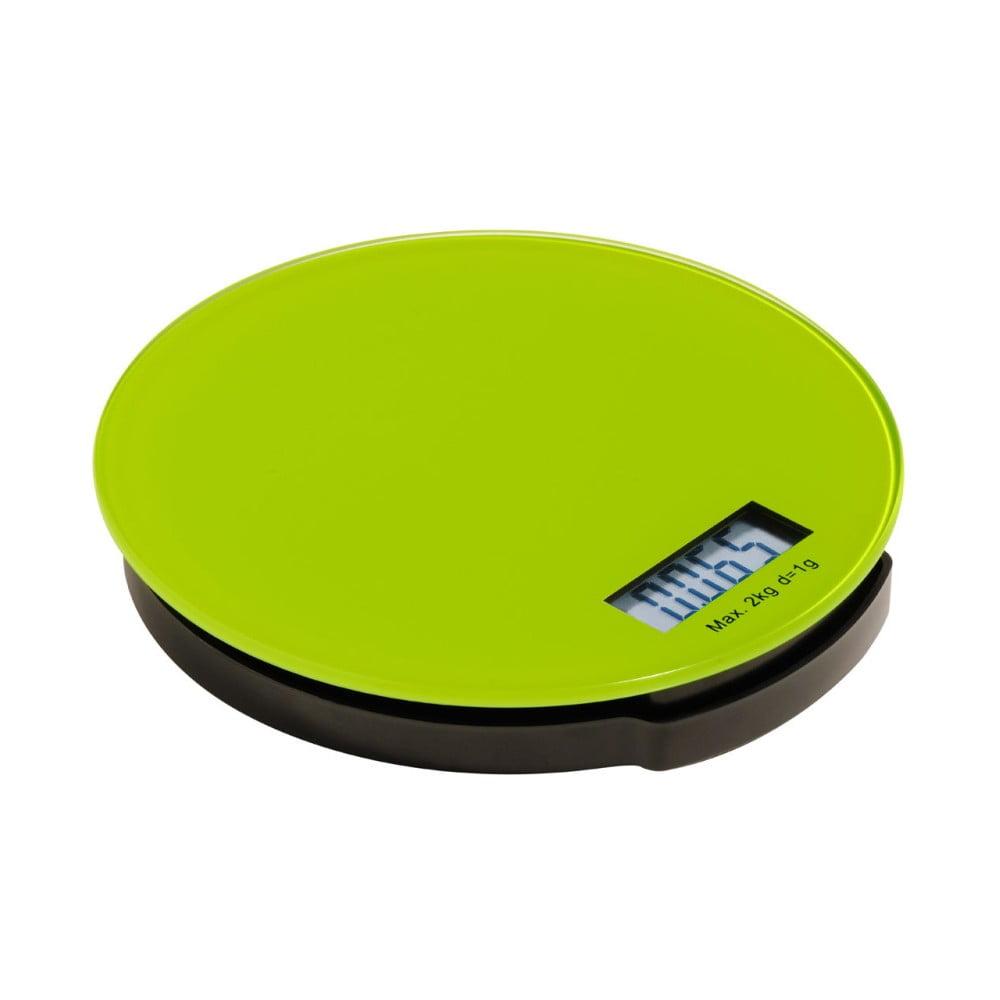 Limetkově zelená kuchyňská digitální váha Premier Housewares Zing