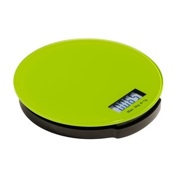 Cântar de bucătărie digital Premier Housewares Zing, verde lime