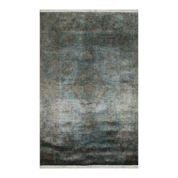 Šedý koberec Eco Rugs Sirius, 120 x 180 cm