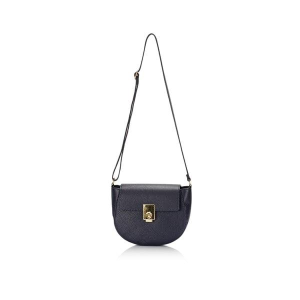 Kožená kabelka Lisa Minardi 5928 Blue