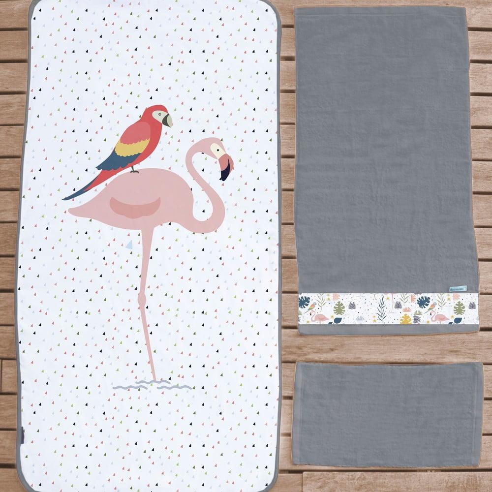 sada 3 ru n k little nice things tropical bonami. Black Bedroom Furniture Sets. Home Design Ideas