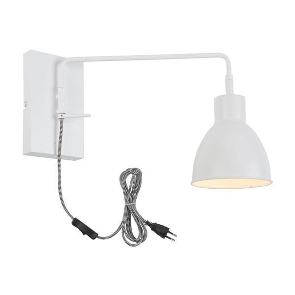 Nottingham fehér fali lámpa - Citylights