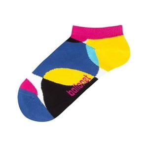 Kotníkové ponožky Canvas, velikost 41–46
