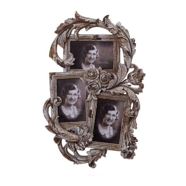 Fotorámeček Cornice Rusty, 35,5x35,5 cm