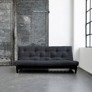 Canapea extensibilă Karup Fresh Wenge/Gray