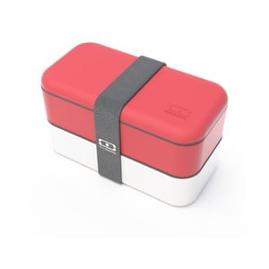 MB Monbento Original Bento Red/White