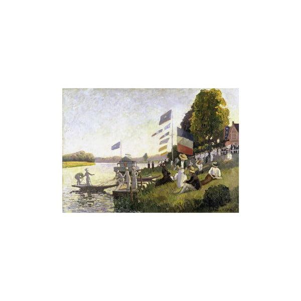 Velkoformátová tapeta Francouzský impresionismus, 315x232 cm