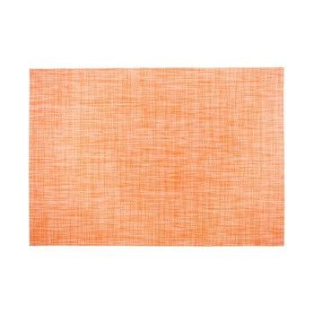 Suport pentru farfurie Tiseco Home Studio Melange Simple, 30x45cm, portocaliu de la Tiseco Home Studio