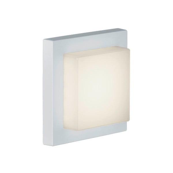 Venkovní nástěnné světlo Hondo White, 14 cm