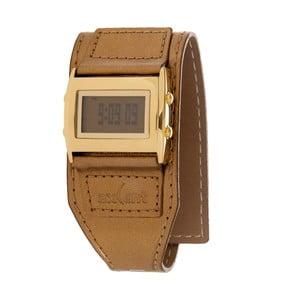 Kožené dámské hodinky Axcent X23482-7880