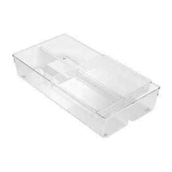 Organizator pentru sertar InterDesign Linus, 20,5 x 41 cm de la iDesign