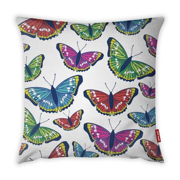 Față de pernă Vitaus Butterflies, 43 x 43 cm