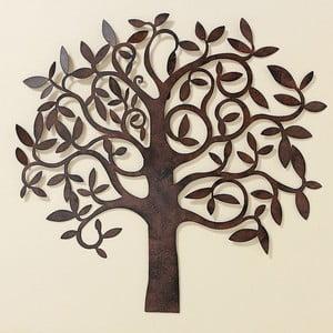 Nástěnná dekorace Tree Metal