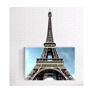 Nástěnný 3D obraz Mosticx Eiffelova Věž, 40 x 60 cm