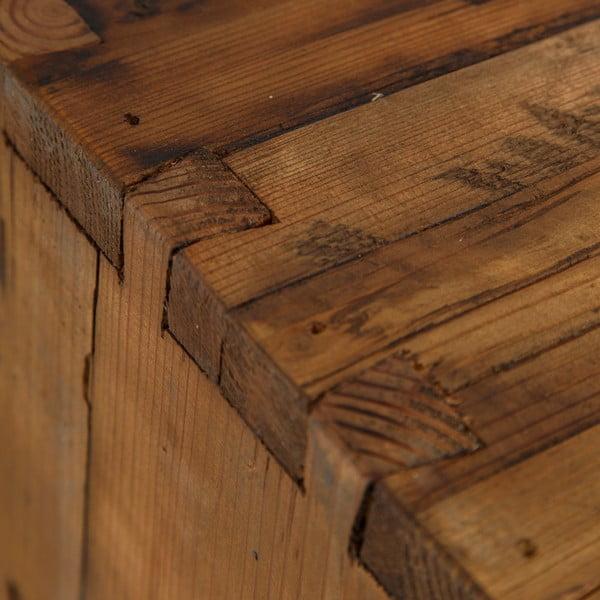 Dřevěný konzolový stůl Denzzo Geraldo