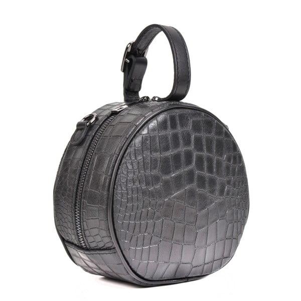 Geantă plic din piele Mangotti Bags Aura, negru