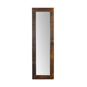 Nástěnné zrcadlo  z akáciového dřeva Woodking Dent