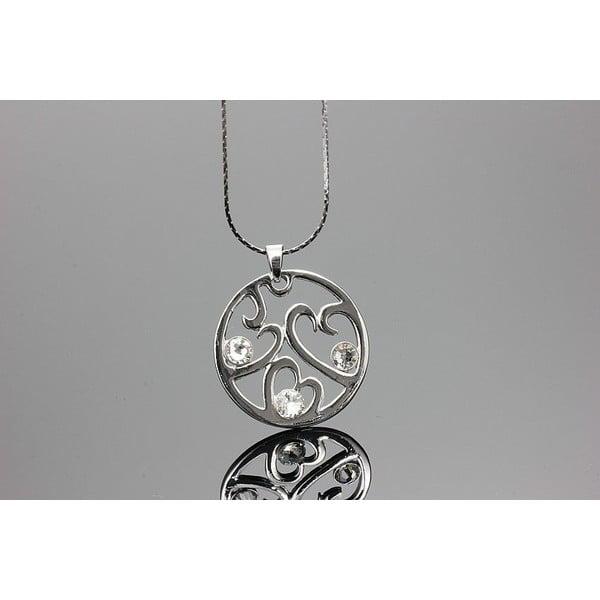 Náhrdelník Swarovski Elements Elegant Ornament