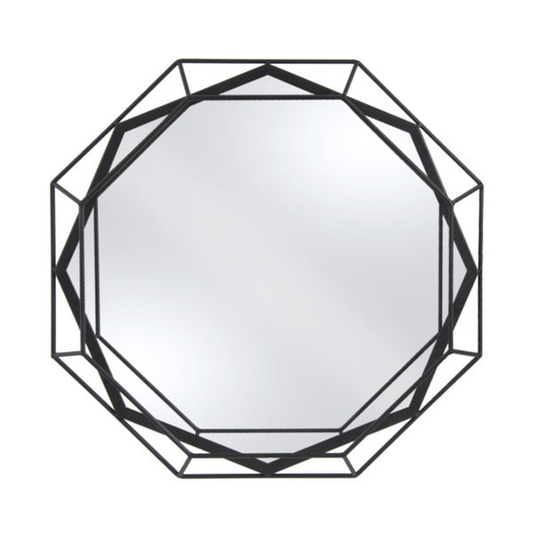 Nástěnné zrcadlo PT LIVING Linea, ⌀50 cm