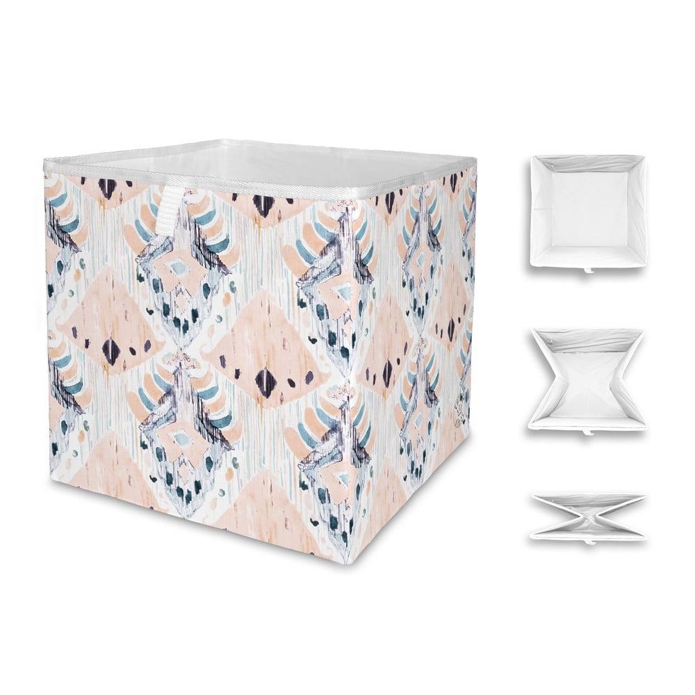 Úložný box Butter Kings Bohemian Dream, 32 x 32 cm