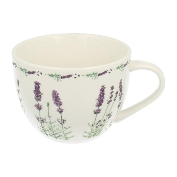 Porcelánový hrnek Duo Gift Lavender 0,6 l