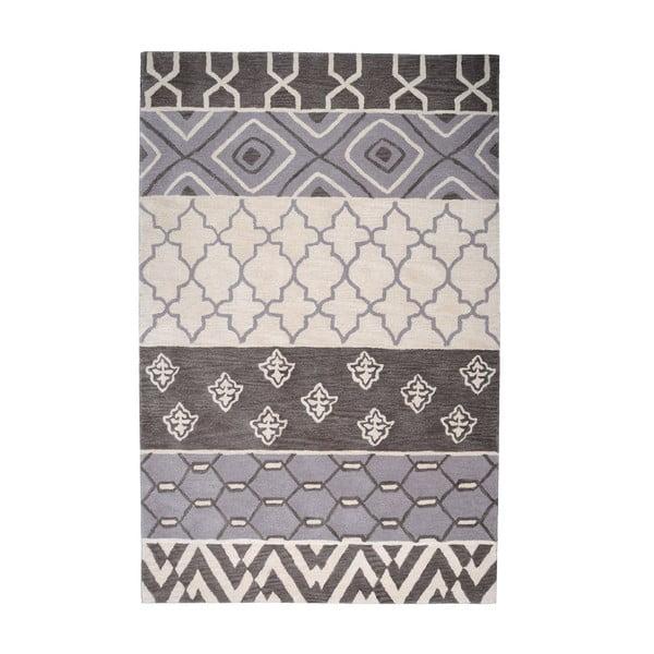 Vlněný koberec Elberta Natural, 160x230 cm