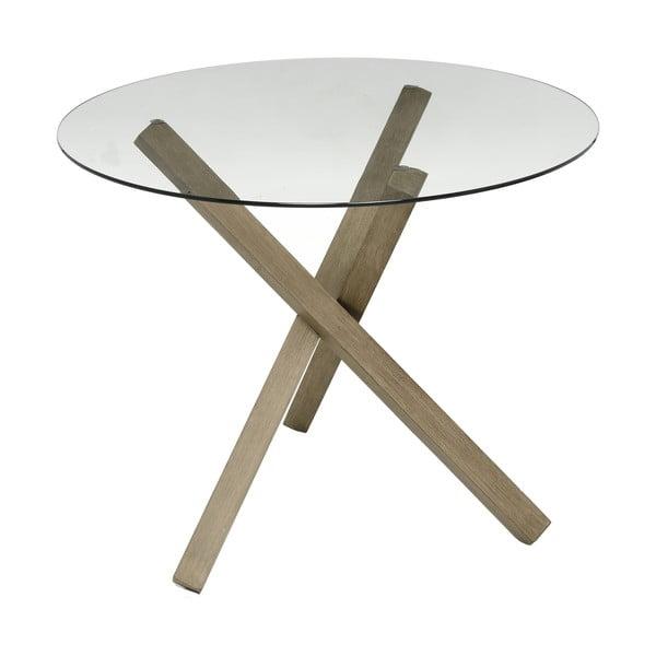 Odkládací stolek Trio Krista, 85x85x67 cm