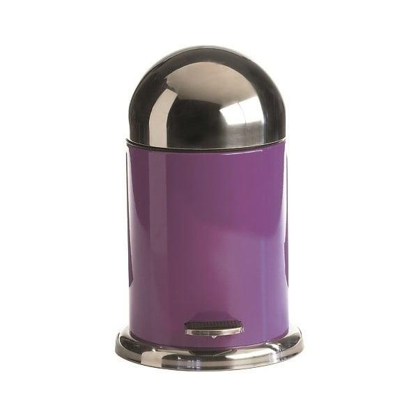 Pedálový koš Galzone 3 litry, fialový