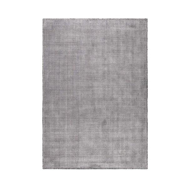 Světle šedý koberec White Label Frish, 170x240cm
