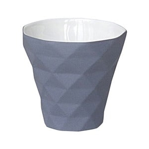 Porcelánový hrnek Peacock Blue