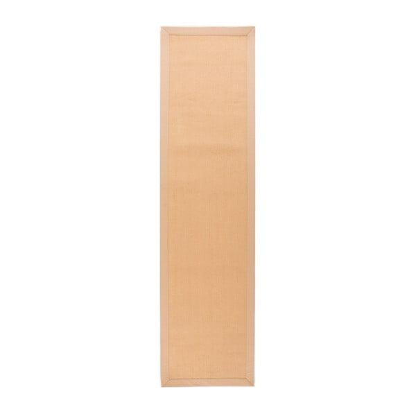 Vlněný běhoun Flair Rugs Fibre Herringbone,60x230cm