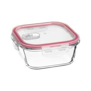 Obědový box ze skla s uzávěrem Unimasa, 800 ml