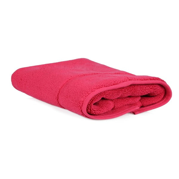 Tmavě růžový ručník Billy,50x75cm
