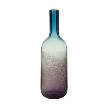 Vază decorativă din cristal Santiago Pons Ryde, Ø 11 cm, albastru de la Santiago Pons