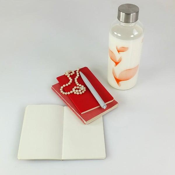 Lahev Drinkitnow Flipper 600 ml, oranžová