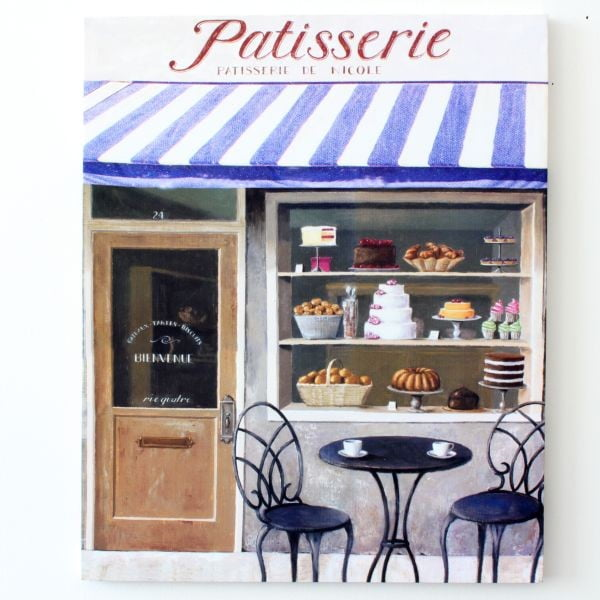 Obraz na plátně Patisserie