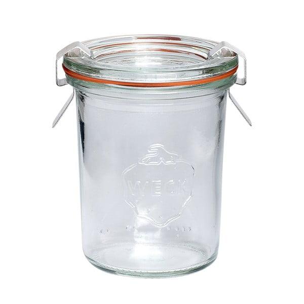 Set čtyř skleněných dóz, 160 ml